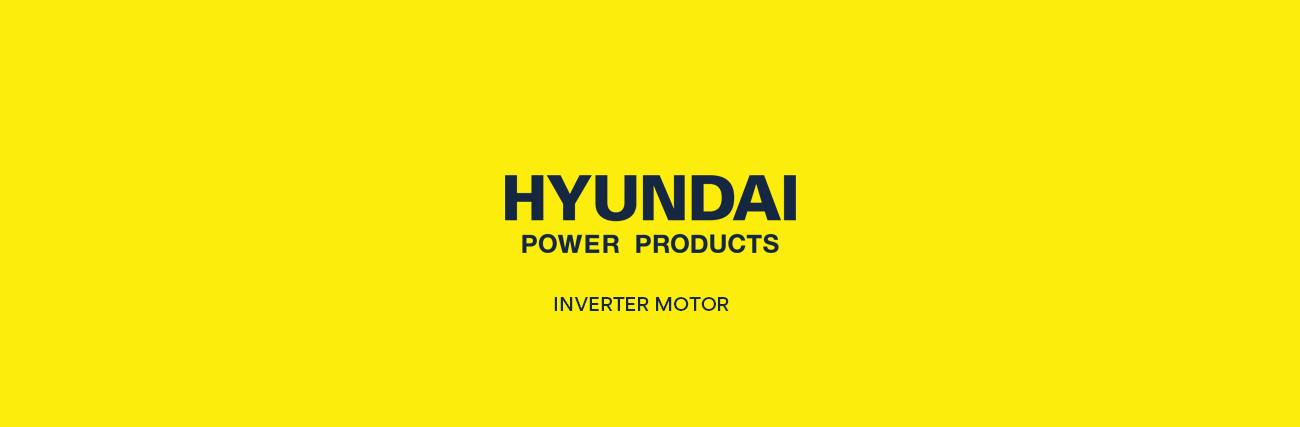 Inverter motor HYUNDAI