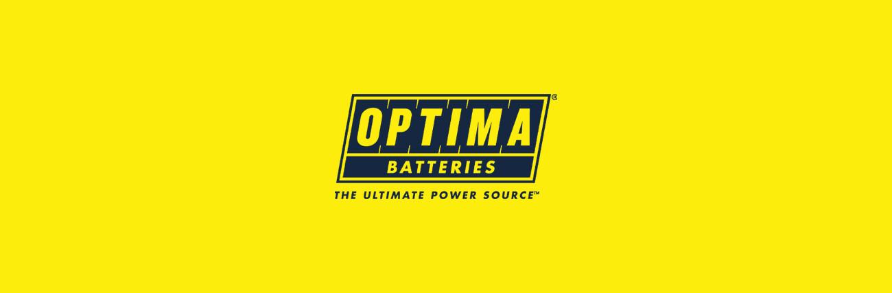 Baterías Óptima